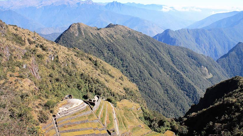 machu picchu inca trail expeditions