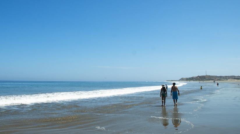 peruvian beach punta sal
