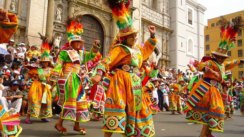 peruvian carnivals trip
