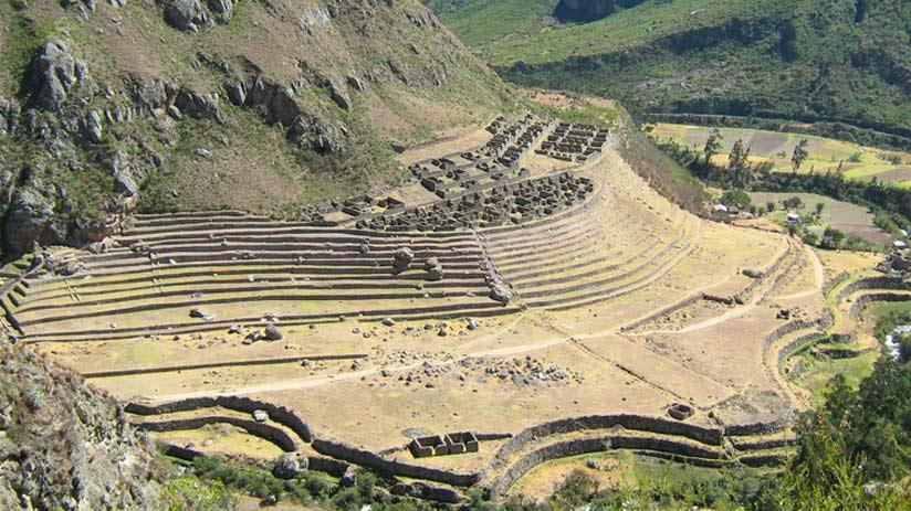 peruvian inca trail trip