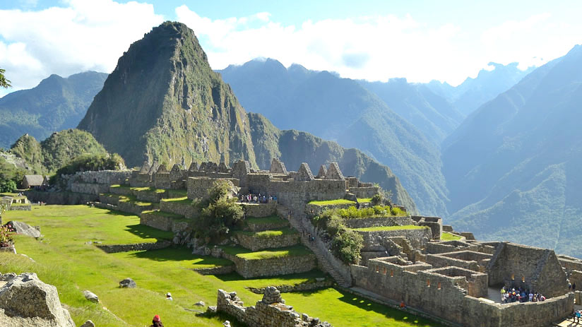 walking tour machu picchu cusco