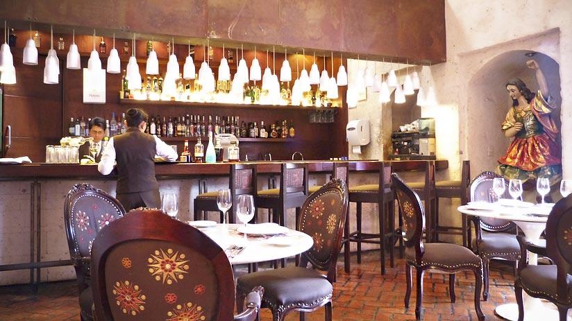chi cha arequipa restaurants