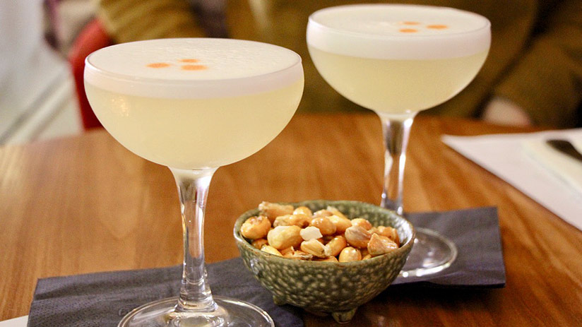 arequipa restaurants pisco sour