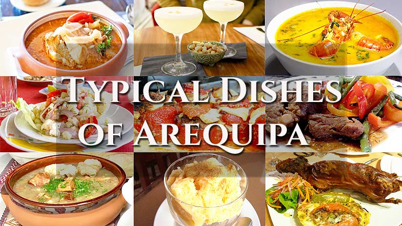 arequipa restaurants typical dishes