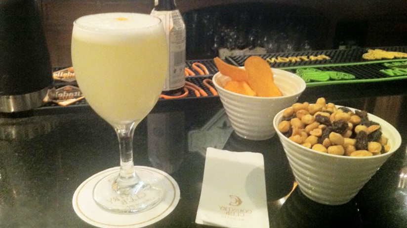pisco sour day peruvian drink