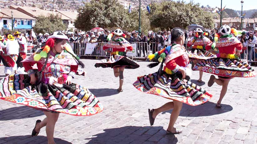 tours cusco dance and music