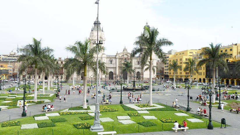 travel tours lima peru