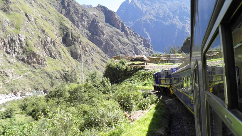 travel tours train peru