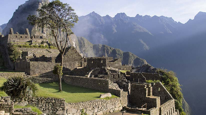 citadel machu picchu weather
