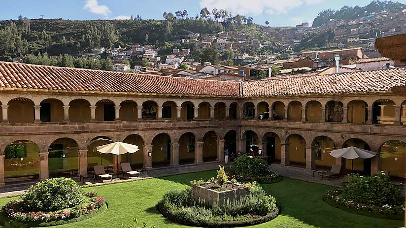 hotel cusco city