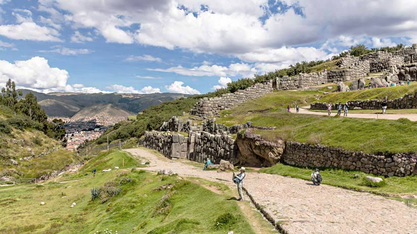 cusco city sacsayhuaman