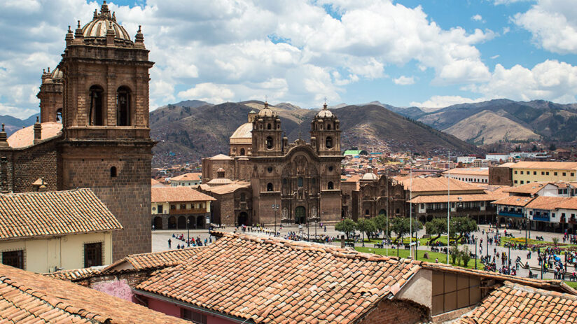 visit cusco and its architecture