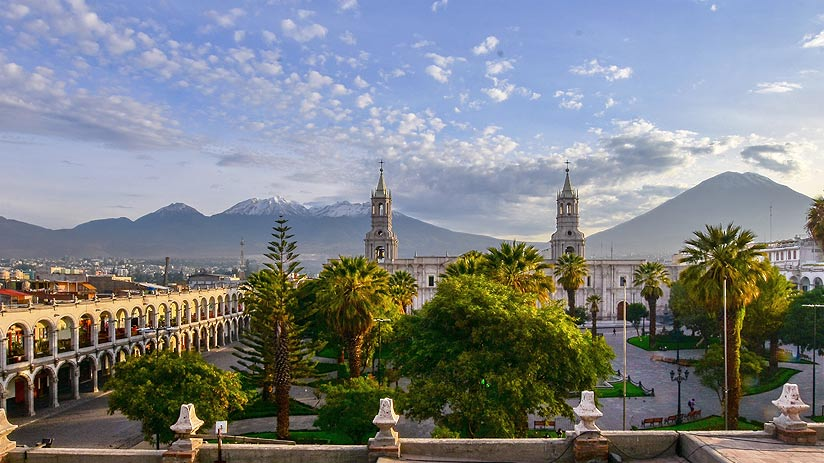 how to tour arequipa peru right way