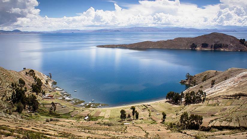 isla del sol lake titicaca mystery