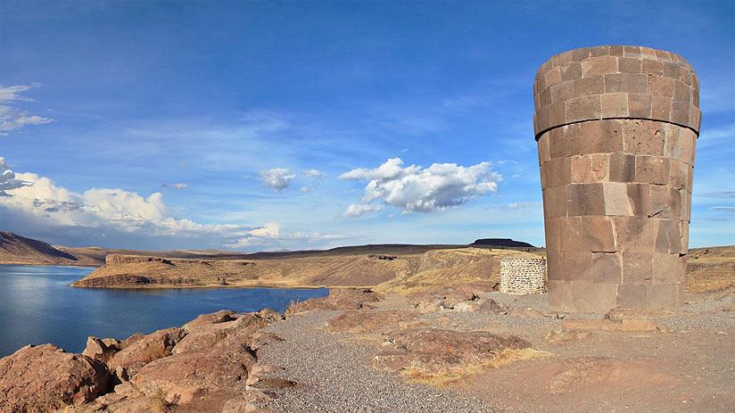 sillustani lake titicaca mystery