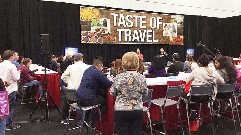 taste travel adventure show