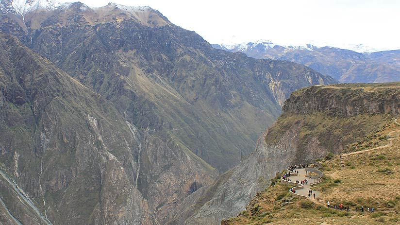tips for healthy travel colca canyon