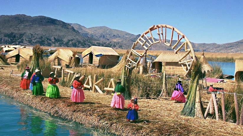 tips for healthy travel lake titicaca