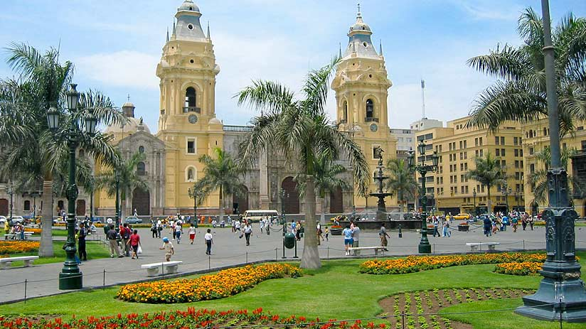 tips for healthy travel lima