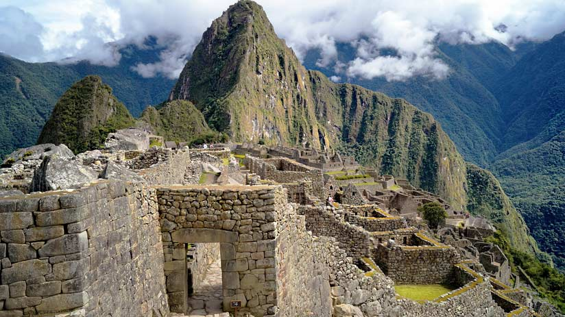tips for healthy travel machu picchu