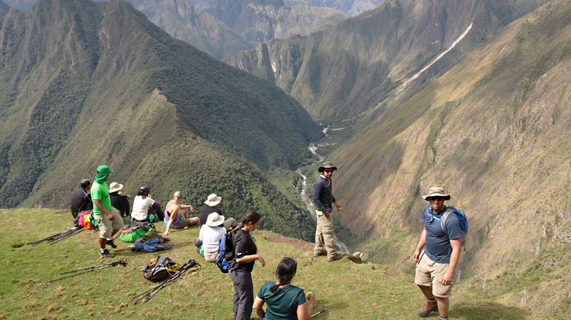 tips for healthy travel sacred valley