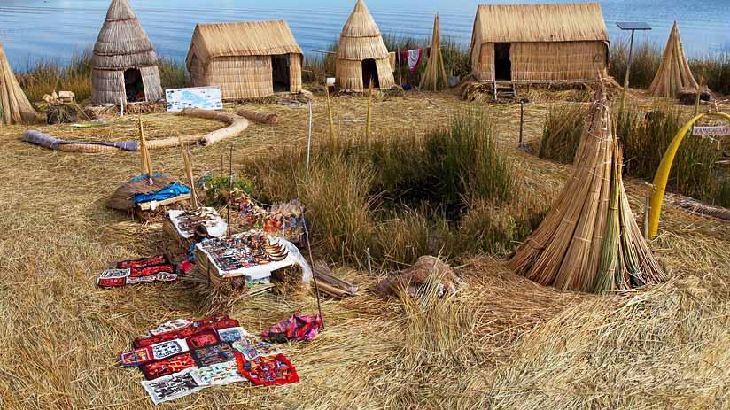 uros island lake titicaca mystery