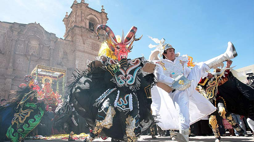 best time to travel to peru puno candelaria
