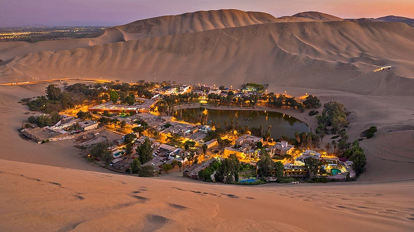 best time to travel to peru huacachina