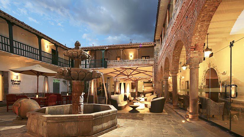 hotels in cusco casa andina premium cusco