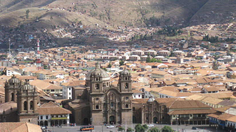 from lima to cusco