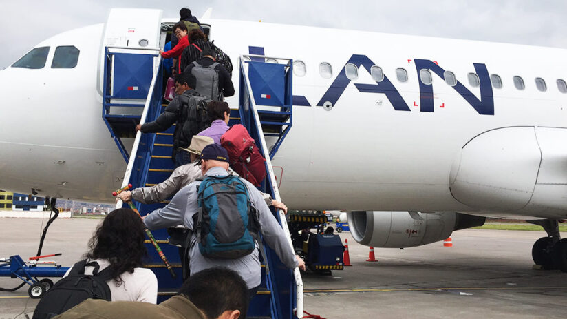 getting from lima to cusco