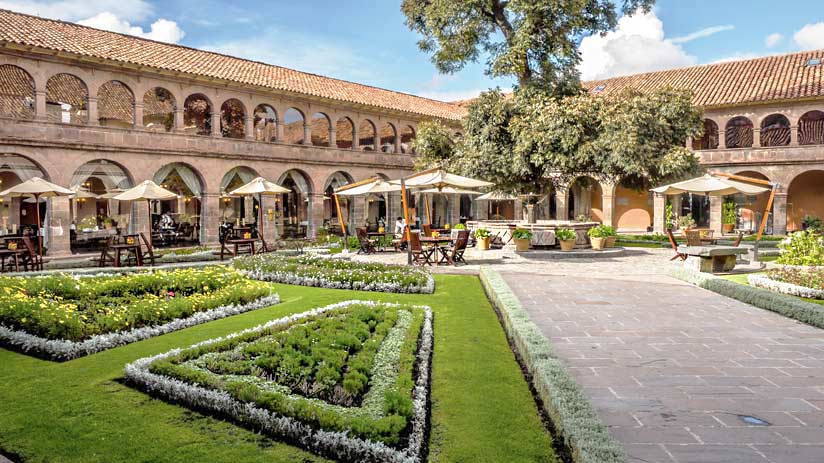 hotels in cusco peru