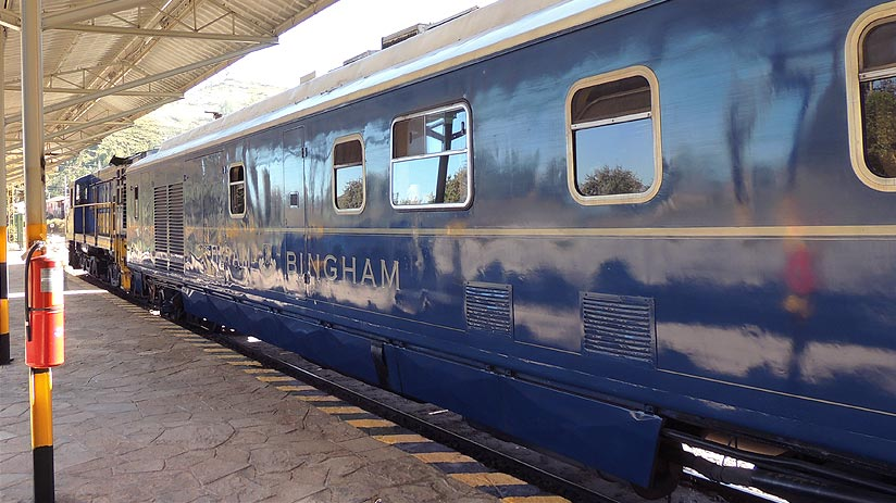 machu picchu Luxury train tickets