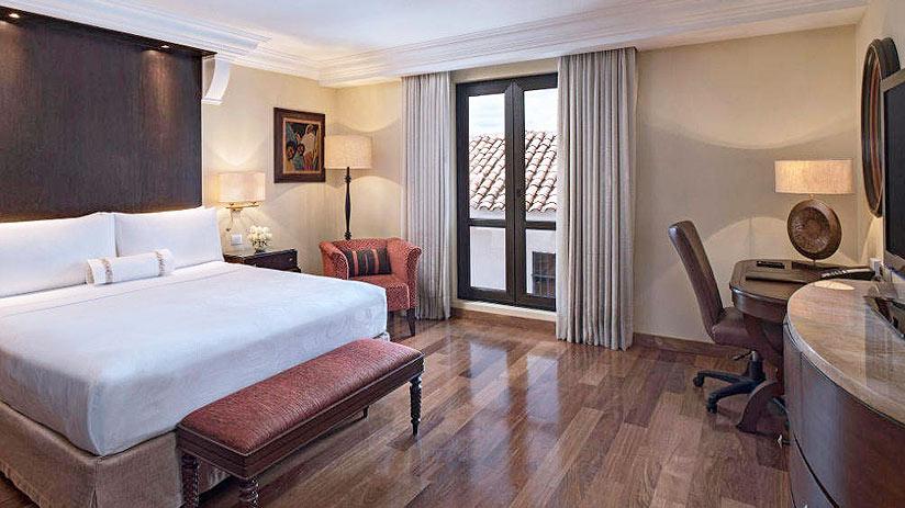 marriot hotels in cusco peru