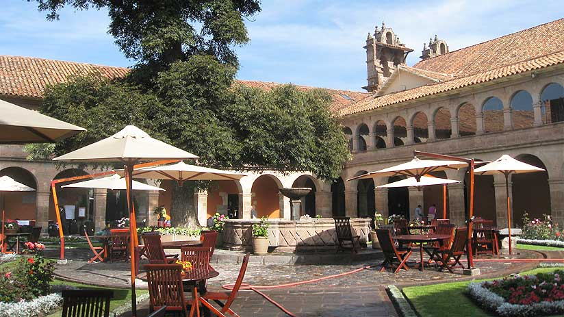 monasterio hotels in cusco peru