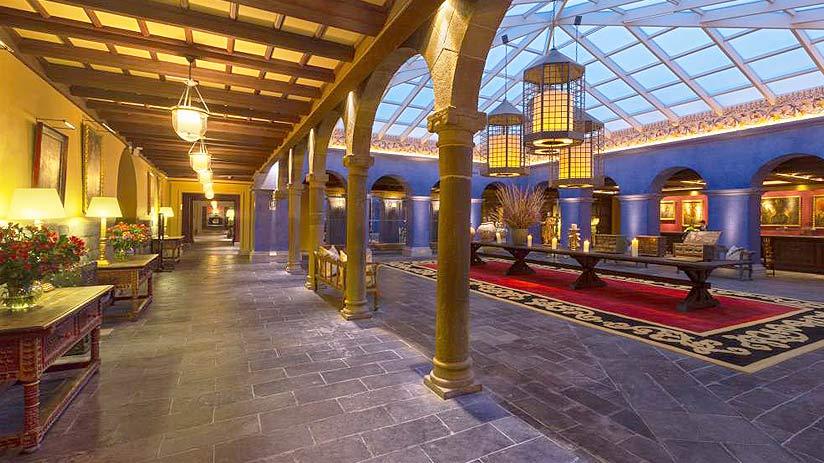 palacio inca hotels in cusco peru