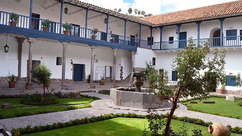 nazarenas hotels in cusco peru