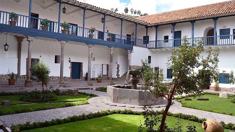 nazarenas hotels in cusco peru