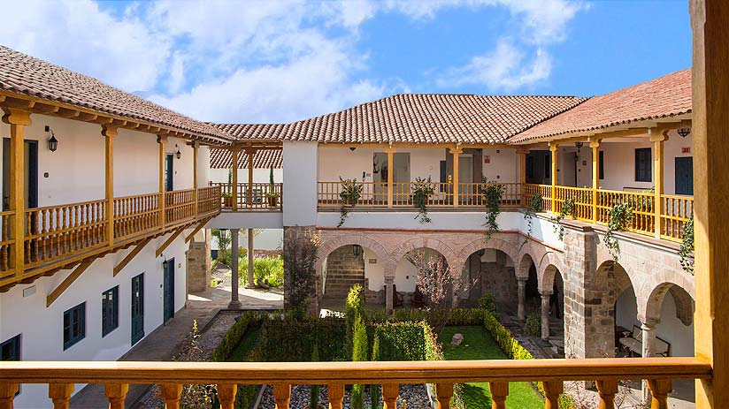 top historic cusco nazarenas hotels dramatics pasts