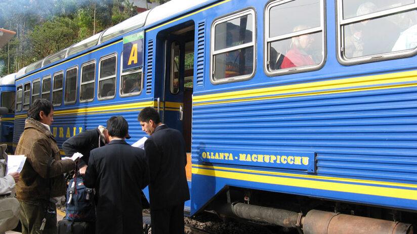 train tickets to machu picchu trip