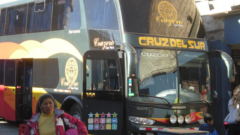 what to expect bus lima to cusco