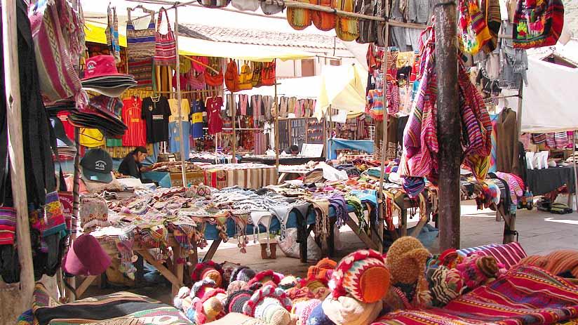 awanacancha pisac market