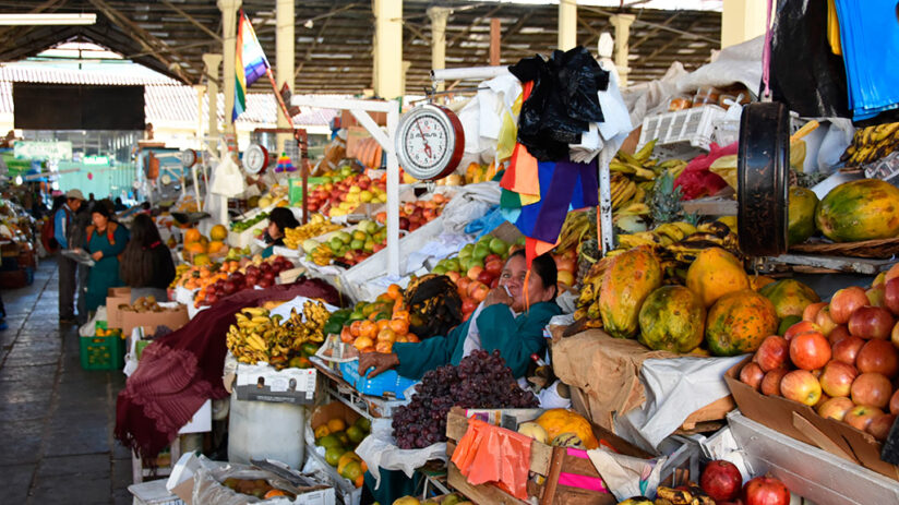 do not be fooled san pedro market cusco