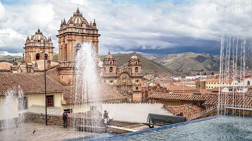 leisure activities cusco viewpoint