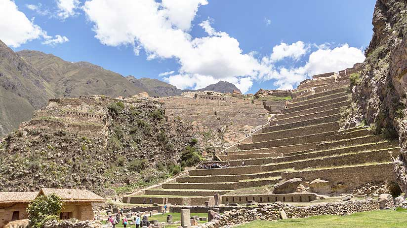 peru travel alternatives guide machu picchu ollantaytambo