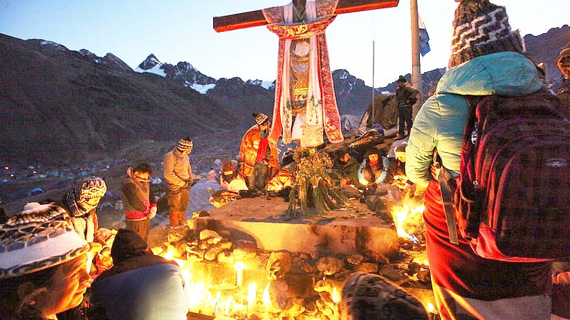 peru travel guide what is qoyllur riti tradition