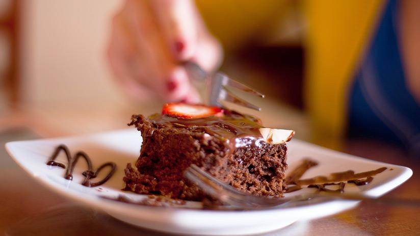 peruvian chocolate cake cusco treat