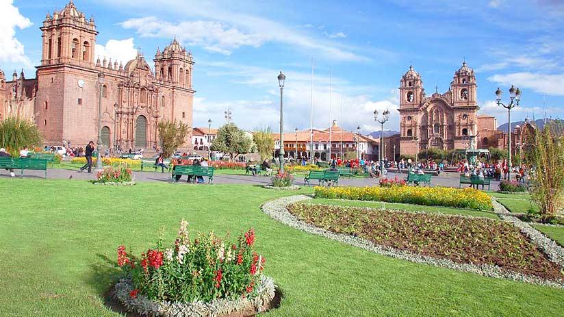 san pedro market cusco main square