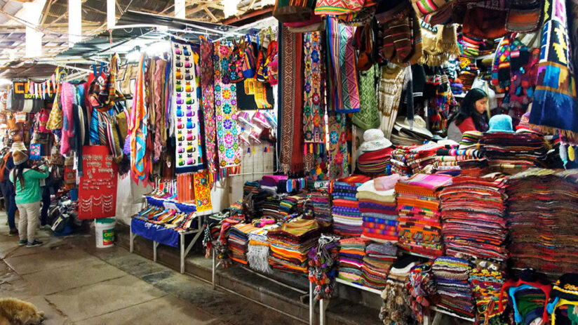 what to buy san pedro market