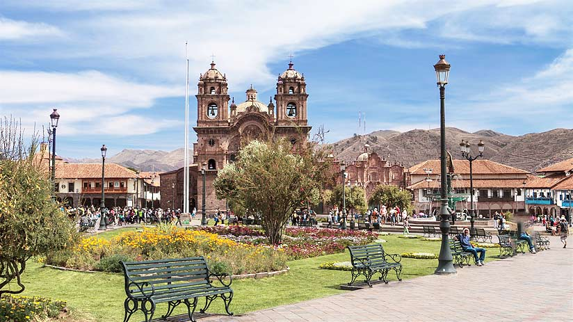 group or individual tours peru cusco
